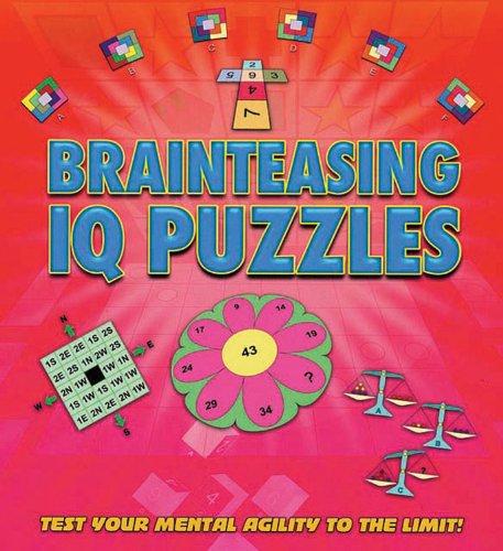 9780785824541: Brainteasing IQ Puzzles