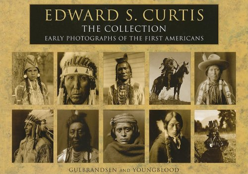 9780785824671: Edward S. Curtis: The Collection: Early Photographs of the First Americans