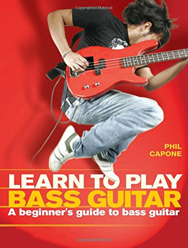 9780785824800: Learn To Play Bass Guitar: A Beginner's Guide to Bass Guitar