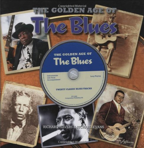 9780785824992: Golden Age of Blues (Includes CD)