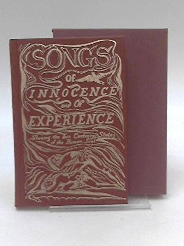9780785825142: Songs of Innocence and of Experience