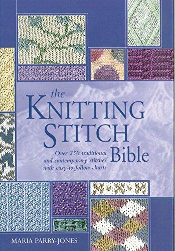 9780785825517: The Knitting Stitch Bible (Artist/Craft Bible Series)