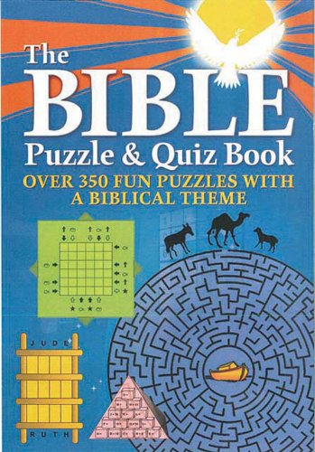 9780785826088: The Bible Puzzle & Quiz Book