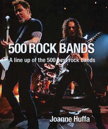 500 Rock Bands: Joanne Huffa