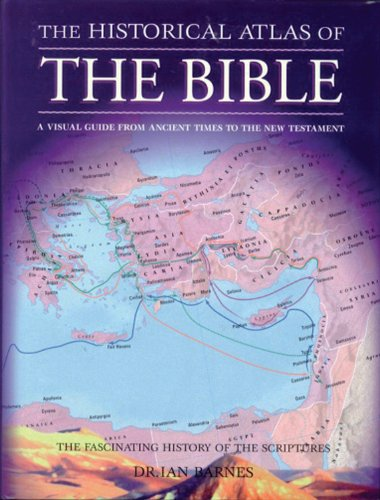 9780785826279: The Historical Atlas of the Bible