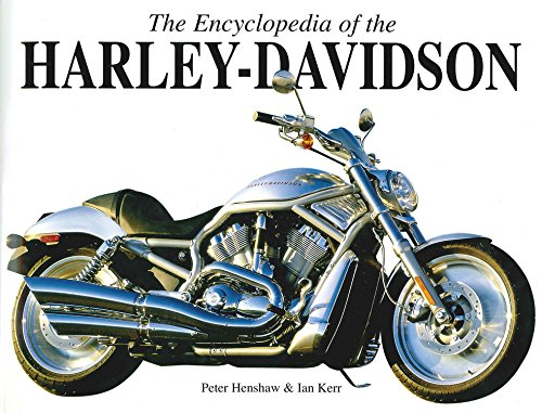 9780785826286: The Encyclopedia of the Harley-Davidson