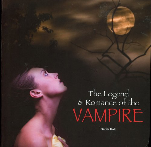 The Legend & Romance of the Vampire (0785826297) by HENSHAW, PETER