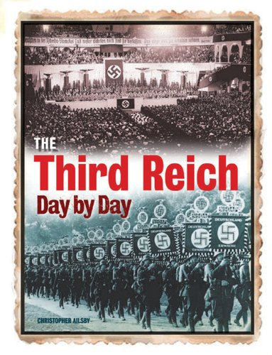 9780785826651: The Third Reich Day By Day