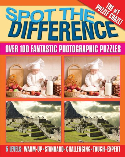 9780785826835: Spot the Difference: Over 100 Fantastic Photographic Puzzles