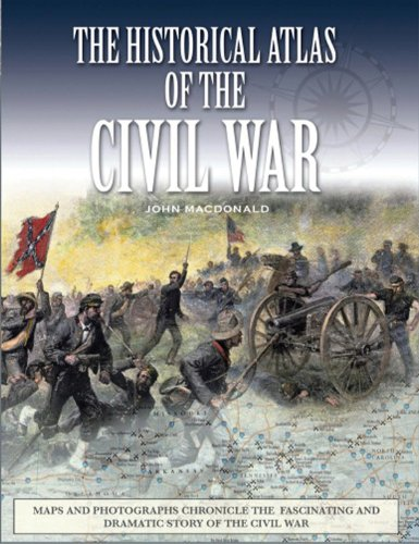 9780785827030: The Historical Atlas of the Civil War
