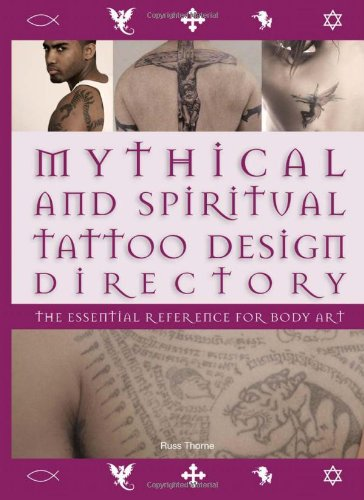 9780785827153: Mythical and Spiritual Tattoo Design Directory: The Essential Reference for Body Art