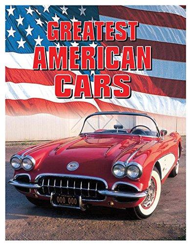 9780785828020: Greatest American Cars