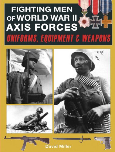 9780785828150: Fighting Men of World War II Axis Forces: Uniforms, Equipment and Weapons