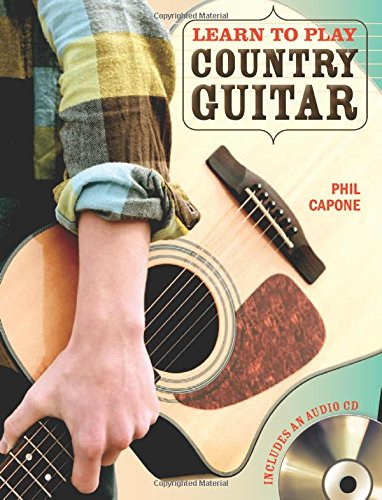9780785829010: Learn to Play Country Guitar