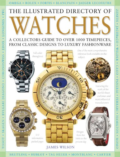 9780785829140: The Illustrated Directory of Watches