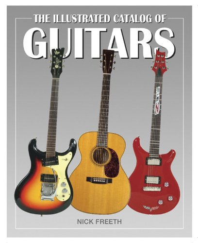 9780785829287: The Illustrated Catalog of Guitars (Illustrated Catalog of series)