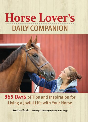 9780785829355: Horse Lover's Daily Companion: 365 Days of Tips and Inspiration for Living a Joyful Life with Your Horse