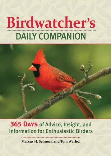 9780785829362: Birdwatcher's Daily Companion: 365 Days of Advice, Insight, and Information for Enthusiastic Birders