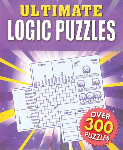 9780785829485: Ultimate Logic Puzzles (purple) (Ultimate Puzzle series)