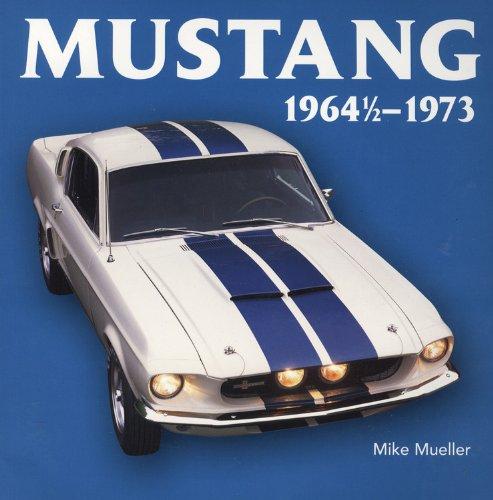 9780785829720: Mustang 1964 1/2 - 1973