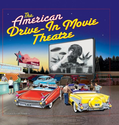 9780785829751: The American Drive-In Movie Theatre