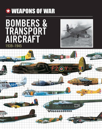 9780785829959: Weapons of War Bombers & Transport Aircraft 1939-1945