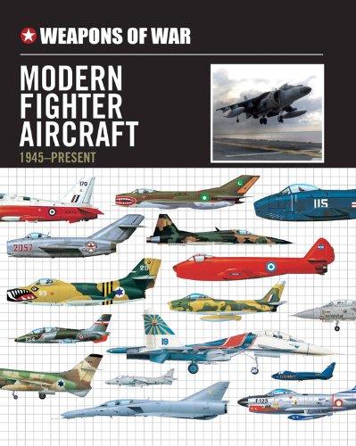 9780785829966: Weapons of War Modern Fighter Aircraft 1945-Present (Weapons of War (Smart Apple Media))
