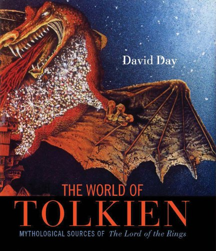 9780785830160: The World of Tolkien: Mythological Sources of The Lord of the Rings