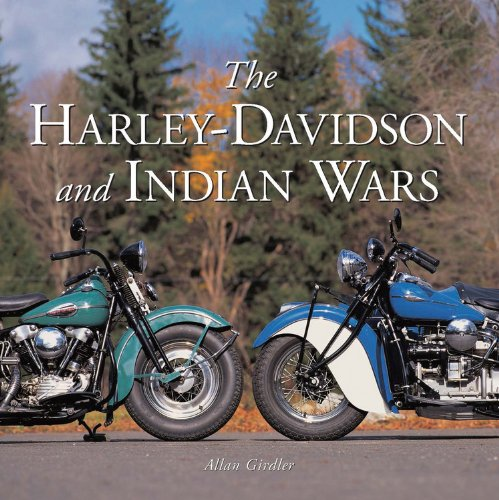 9780785830177: The Harley-Davidson and Indian Wars