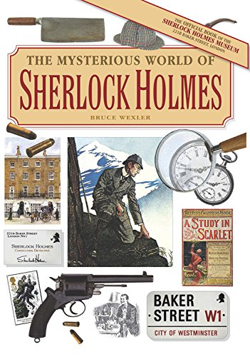 9780785830207: The Mysterious World of Sherlock Holmes