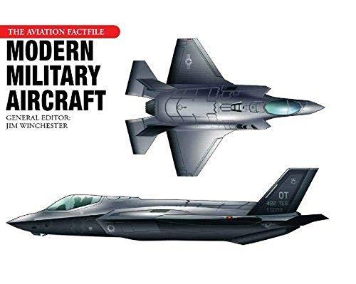 9780785830337: Modern Military Aircraft (Aviation Factfile (Chartwell Books))