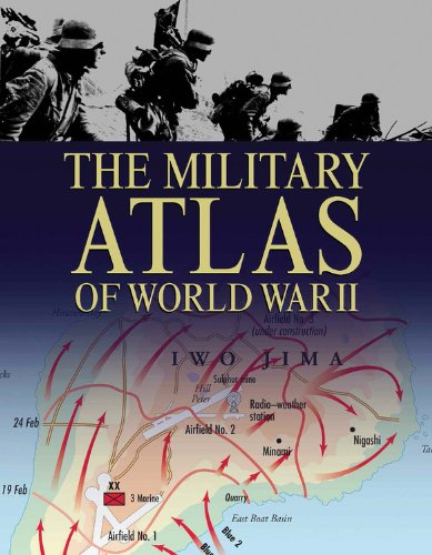 9780785830375: Military Atlas of World War II