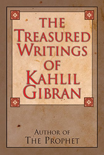 9780785830610: The Treasured Writings of Kahlil Gibran: Author of The Prophet