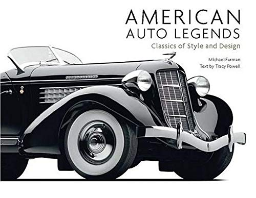 9780785830672: American Auto Legends: Classics of Style and Design