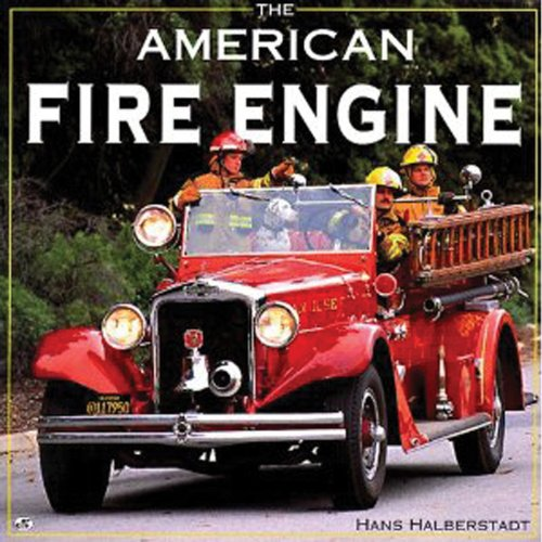 9780785830726: The American Fire Engine