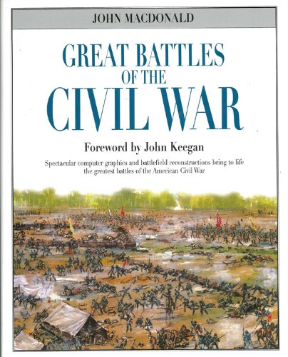 9780785830955: Great Battles of the Civil War