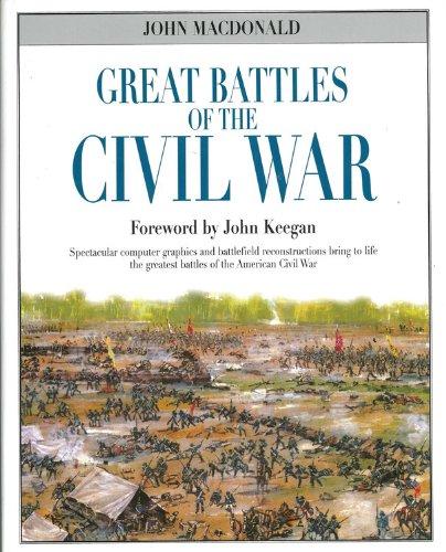 9780785830955: Great Battles of the Civil War