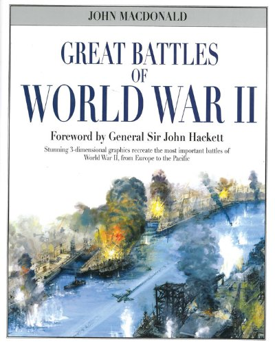9780785830979: Great Battles of World War II