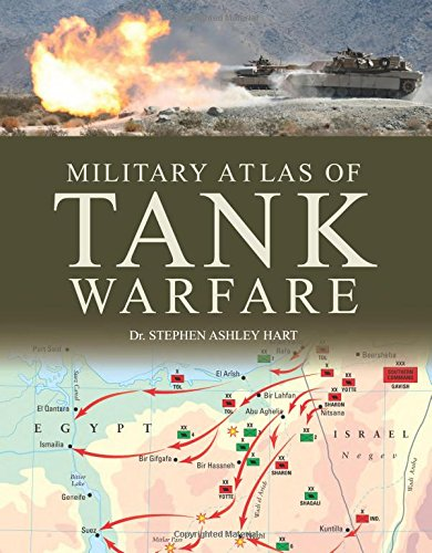 9780785831082: Military Atlas of Tank Warfare