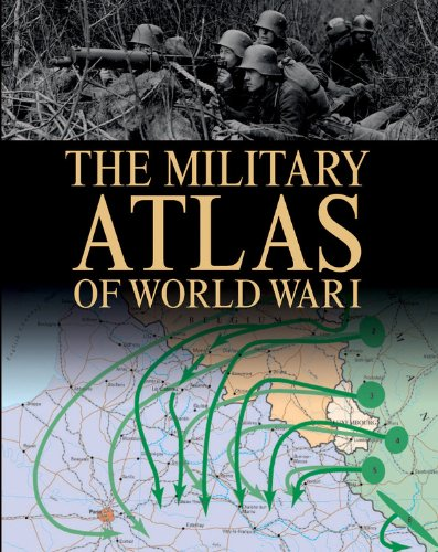 9780785831105: The Military Atlas of World War I