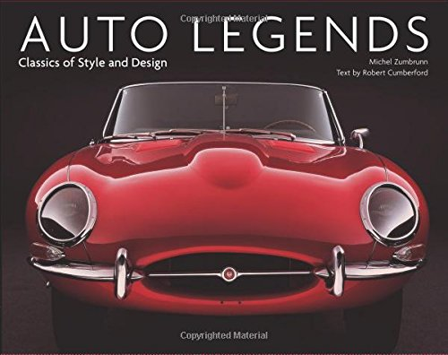 9780785831341: Auto Legends: Classics of Style and Design
