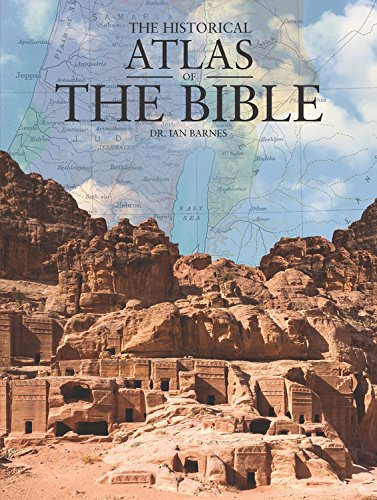 9780785831433: The Historical Atlas of the Bible