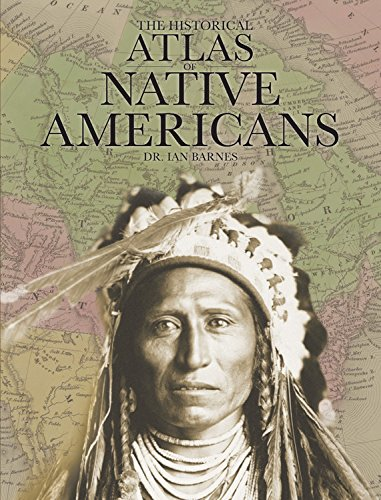 9780785831457: The Historical Atlas of Native Americans (Historical Atlas Series)