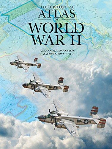 9780785831464: The Historical Atlas of World War II