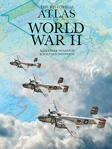 9780785831464: The Historical Atlas of World War II