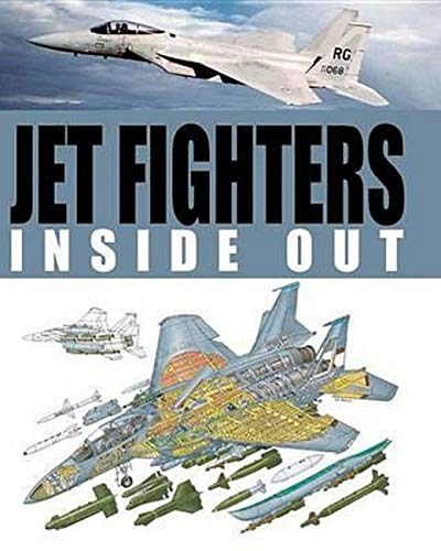 9780785831471: Jet Fighters Inside Out