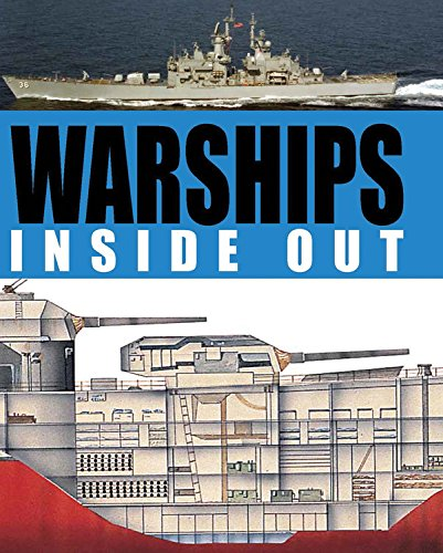 9780785831495: Warships Inside Out