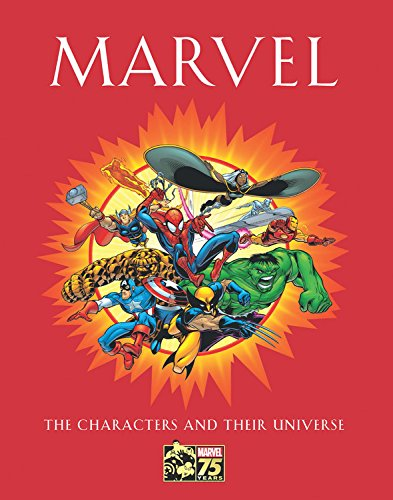 9780785831655: Marvel: The Characters and Their Universe