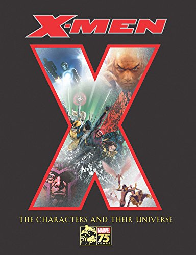 9780785831815: X-Men: The Characters and Their Universe