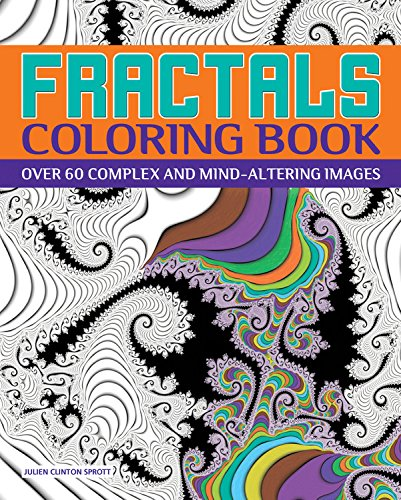 9780785831914: Fractals Coloring Book
